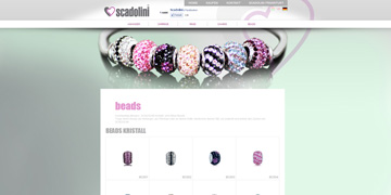 Scadolini charms&beads